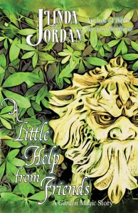 Book Cover: A Little Help from Friends
