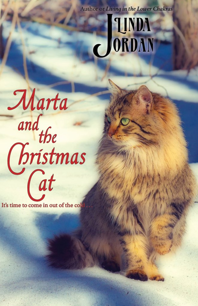 Book Cover: Marta and the Christmas Cat