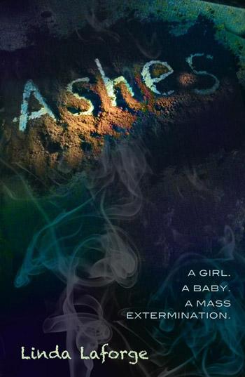 Ashes, dystopian sci-fi novel in ontario, canada