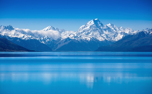 Mt. Cook, New Zealand