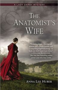 Anatomist's Wife cover