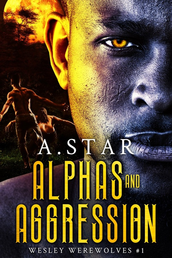 Alphas and Aggression e-book cover
