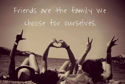 Lisa Chalmers friends quote