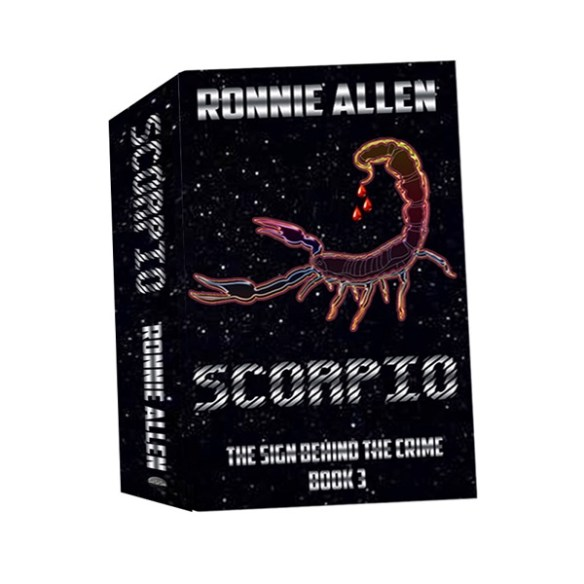 Scorpio book cover