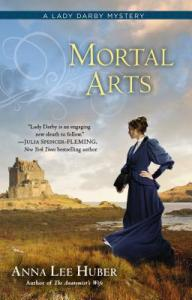 Mortal Arts cover