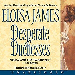 Desperate Duchesses audio cover