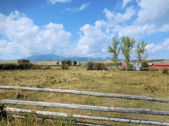 Grant Kohrs Ranch, Montana