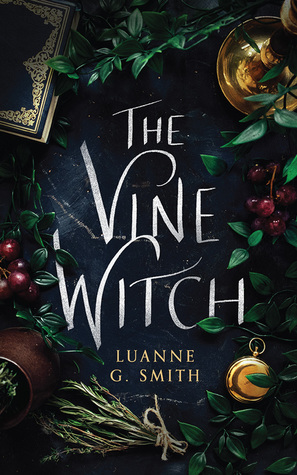 The Vine Witch cover