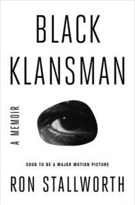 Black Klansman cover