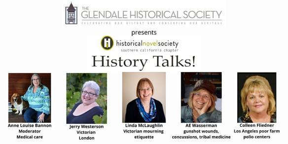 History Talks Victorian Panel