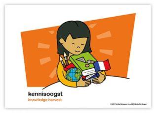 Dagritmekaart bovenbouw kennisoogst