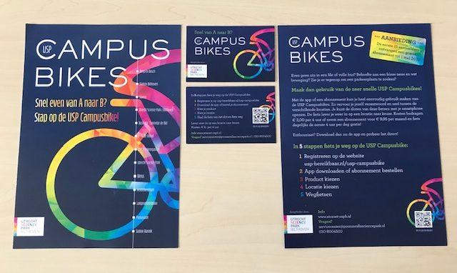 USP Campus Bikes Stationary