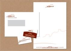 ontwerp huisstijl logo visitekaartje briefpapier envelop NC Business Link