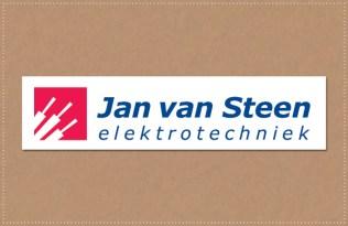 ontwerp Logo Jan van Steen Elektrotechniek