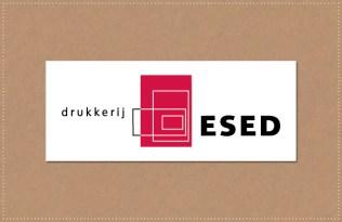 ontwerp Logo Drukkerij ESED