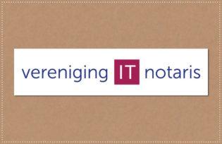 logo ontwerp vereniging it notaris