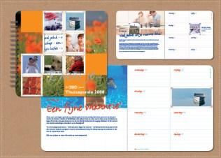 grafisch ontwerp vormgeving agenda