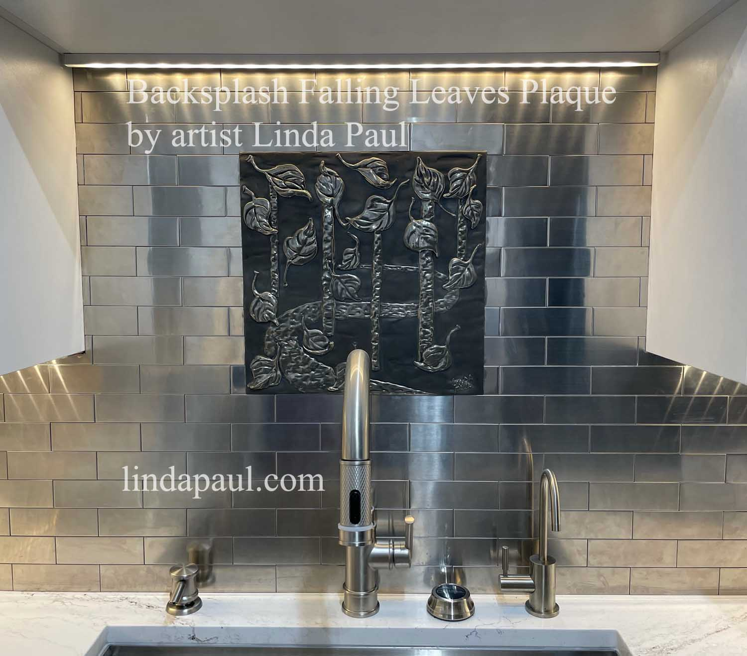 fishing with picasso tile mural backsplash