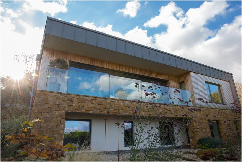 Property photography - south Warwickshire eco house | Linda Scannell