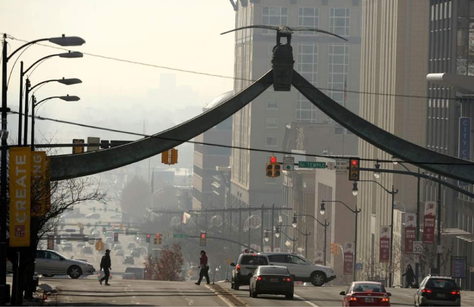 Salt Lake City ranked No. 2 for job creation among large metro areas