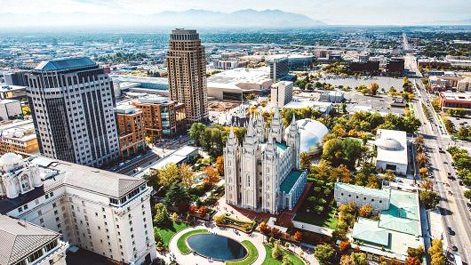 Salt Lake City-The Best Place to Start A Career!