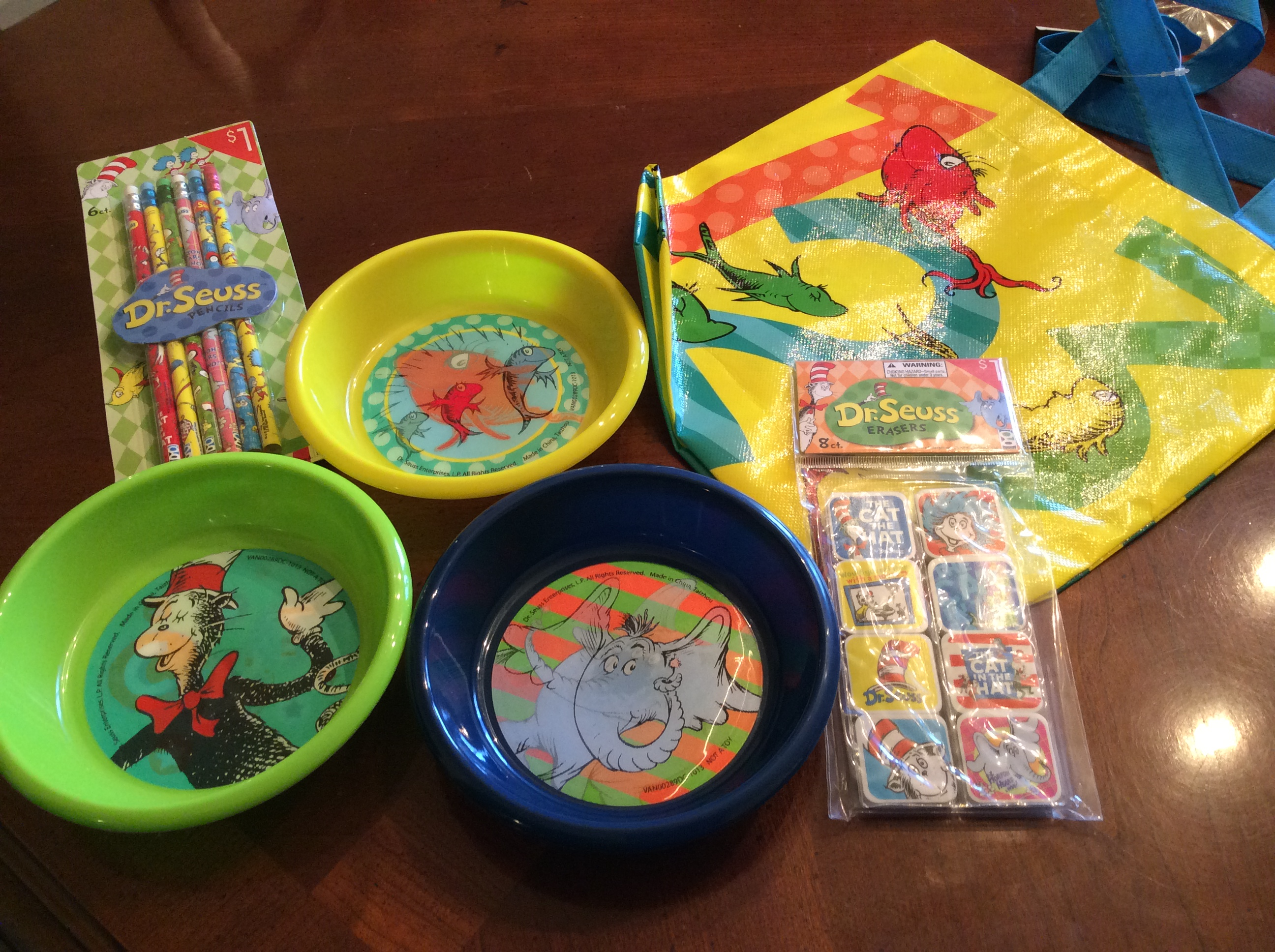 I just got back from a wonderful week at the beach with my family. Now for confession timeu2026..one of the things I LOVE to do when we travel to the beach or ... & Dr. Seuss Treasures u2013 Lindau0027s Learning Loot