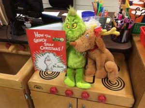 Dr. Seuss Grinch