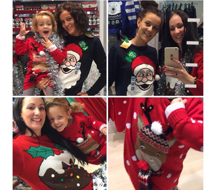 the christmas tag 4