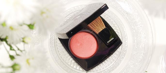 Beginnen met opmaken make-up beauty geheim basis basics begin bij een goede basis chanel blush malice 71