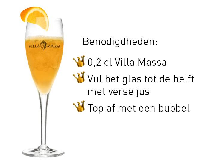 Koningsdag nieuwe stijl dordrecht inspiratie tips artikel blog Villa Massa drankje lekker