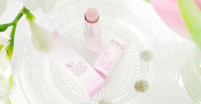 milde lip scrub Kiko Milano review lip exfoliator scrub labbra beeswax shea butter, beauty blog lifestyle by linda ervaring
