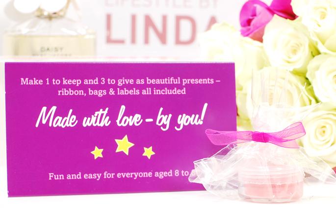 Lippenbalsam zelf maken - Pearly Pink Radbag Hint of a tint lip balm make your own... petroleum free, doe het zelf, DIY, the homemade company review blog beauty lifestyle by linda zelf maken