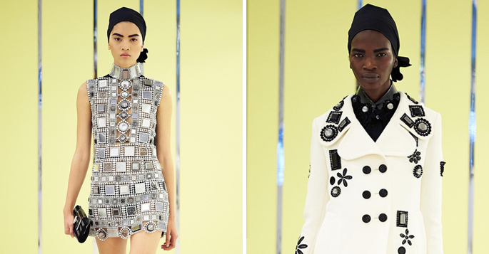First Look: Marc Jacobs Resort 2016 Collection