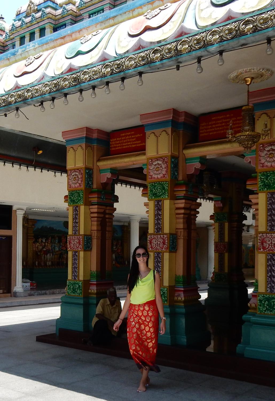 sri mariamman hindu temple kuala lumpur