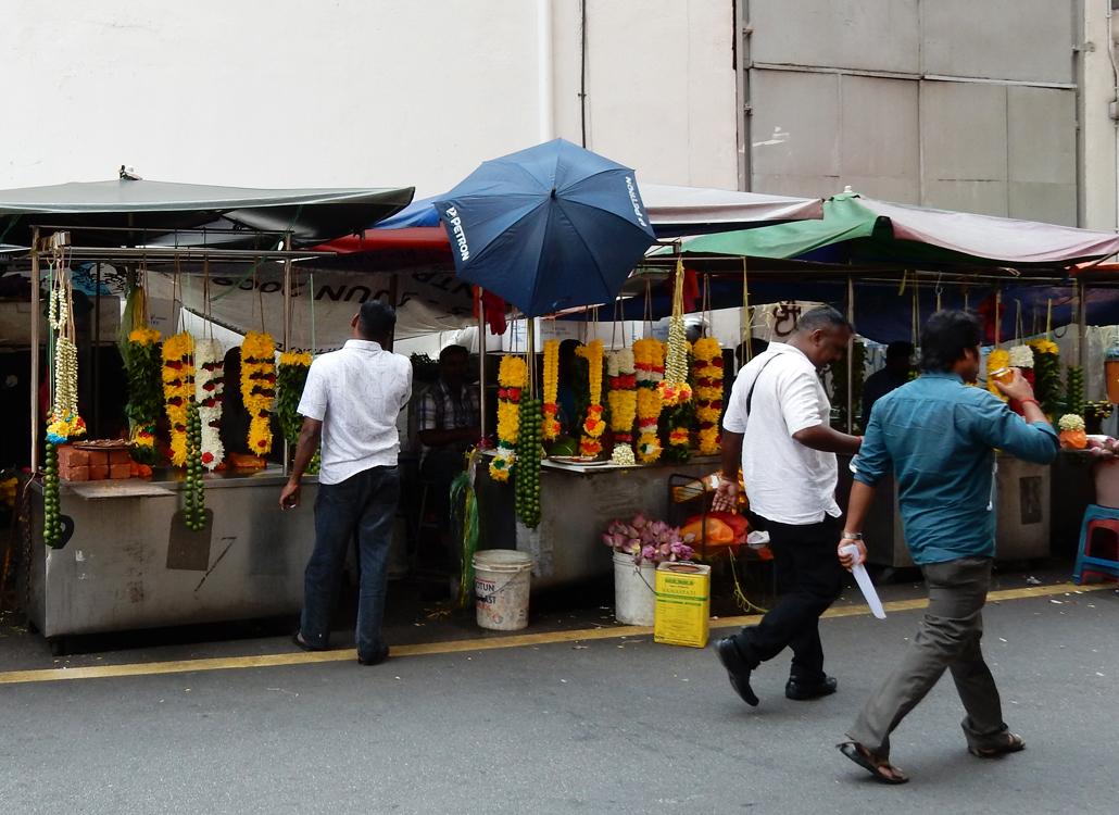 Kuala Lumpur city walk