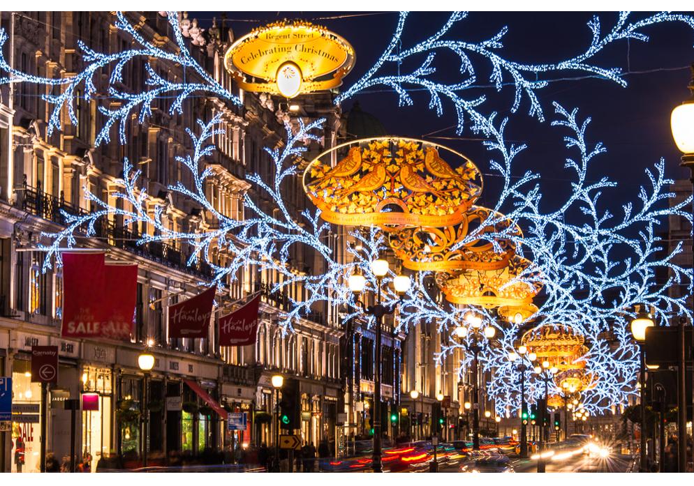 Must do | Kerstshoppen in Londen winkel tips shop