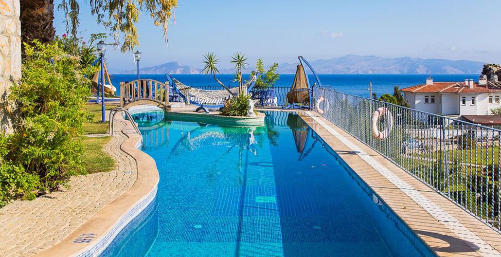 turkije Datca Villa Asina romantic get away