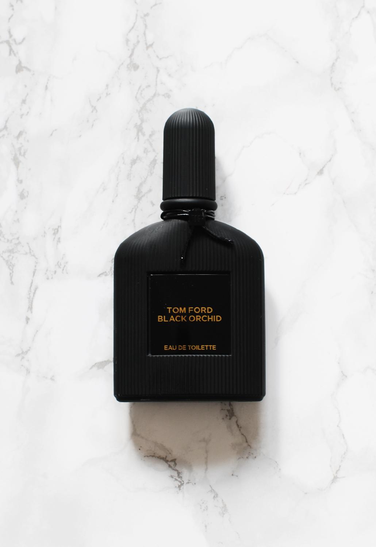Tom Ford Black Orchid eau de toilette review lifestyle by linda