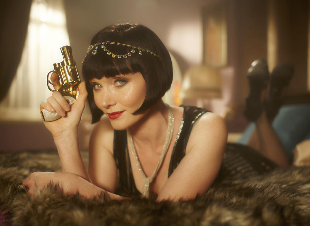Miss Fisher's Murder Mysteries netflix nederland series modern kostuum drama