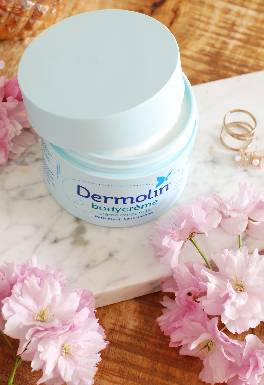 Dermolin bodycrème voor de gevoelige huid