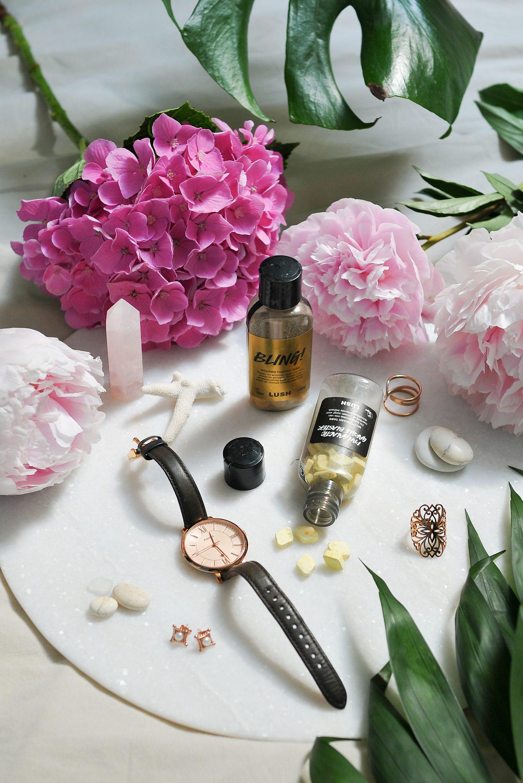 Hot Summer Beauty Routine