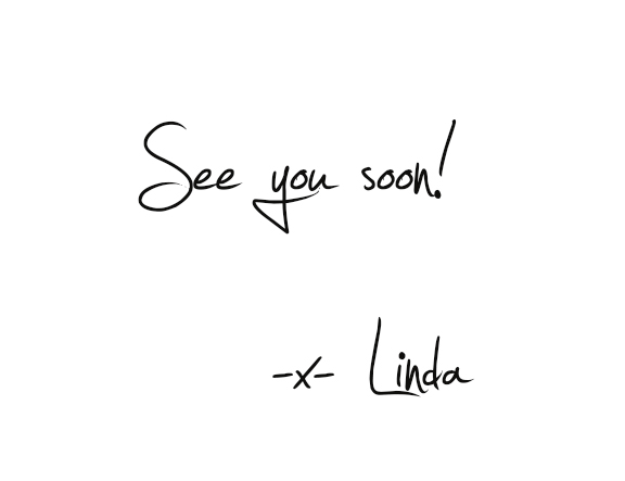 See you soon lifestyle by linda