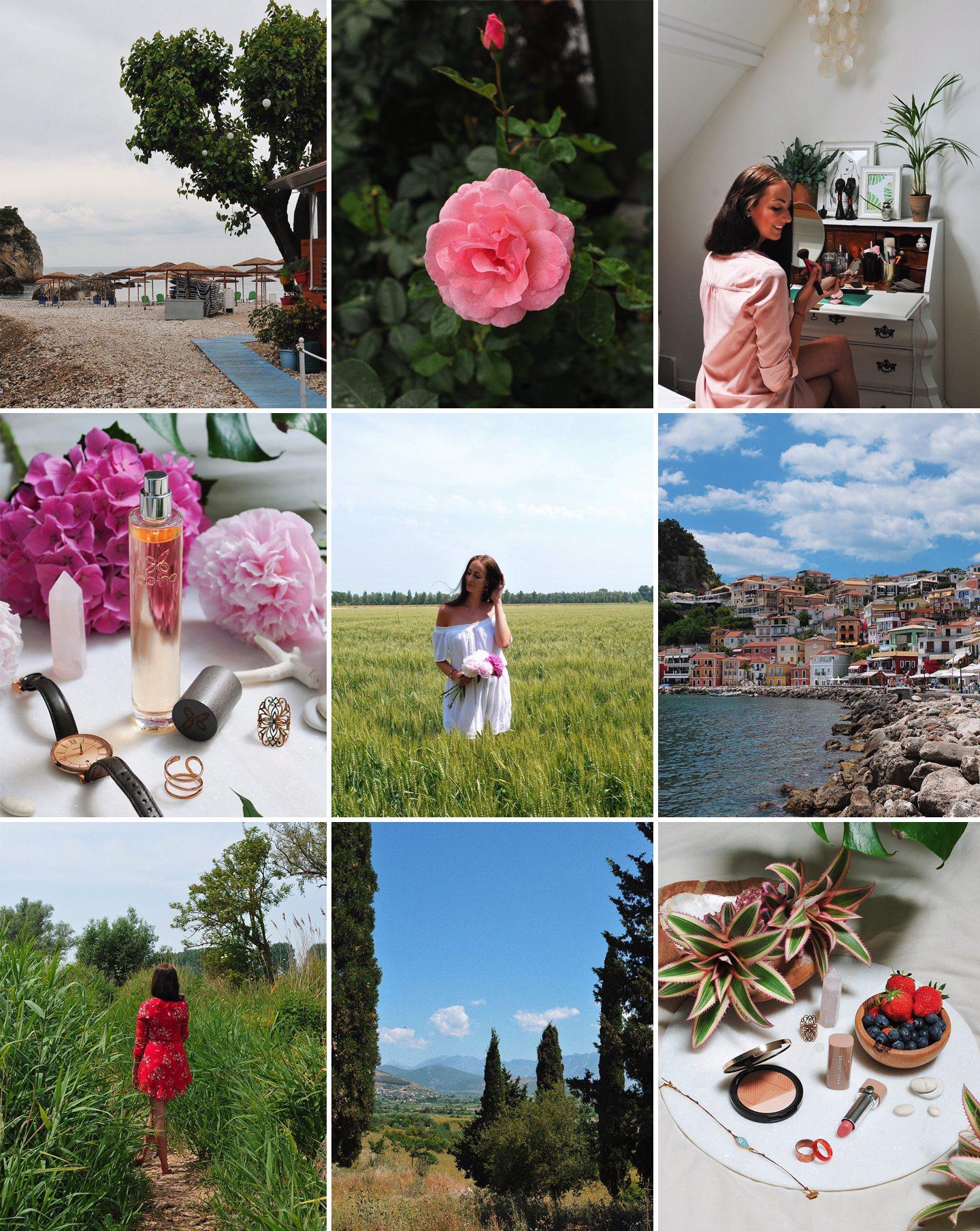 Instagram Best 9 lifestyle by linda
