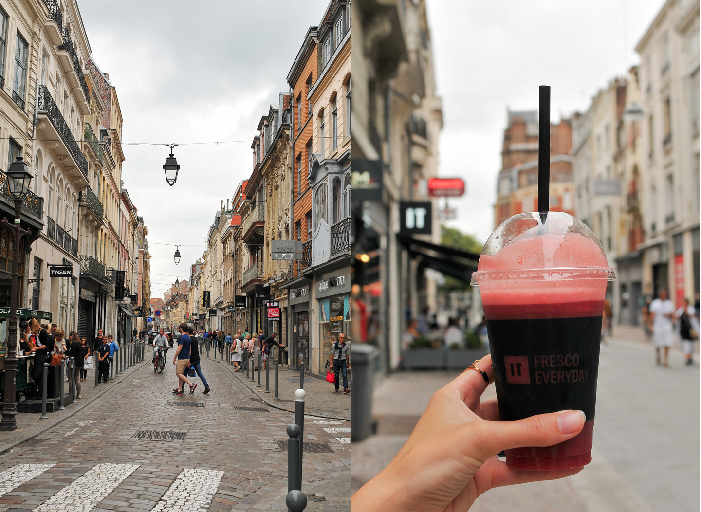 Lille Frankrijk city trip