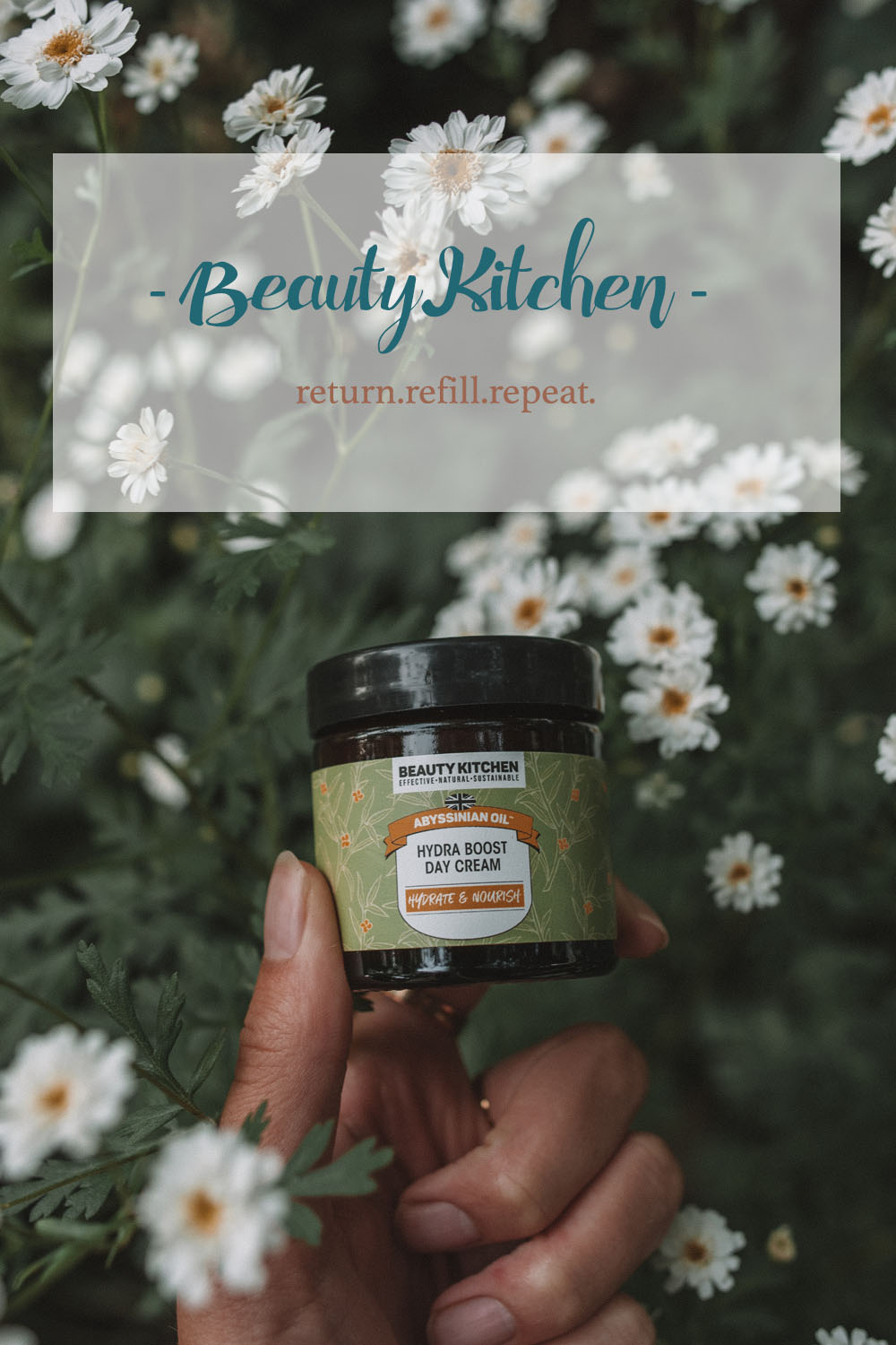 Beauty Kitchen Return Refill Repeat