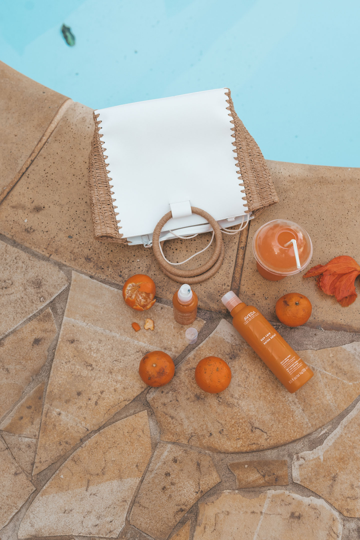 Aveda sun care hair and body cleanser