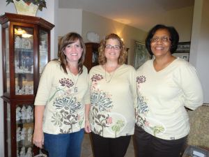 Stampin' Up! Gals 2011