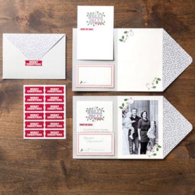 Holly Jolly Simply Sent Kit