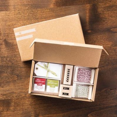 Stamp a Tag Kit