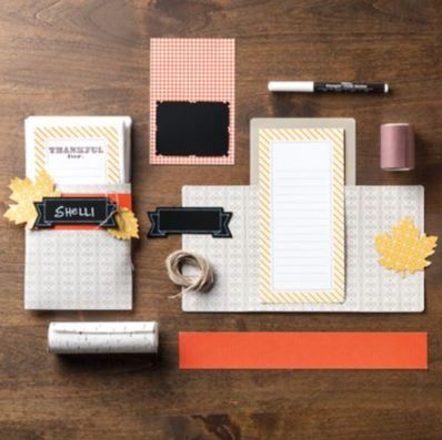 Thankful Tablescape Kit